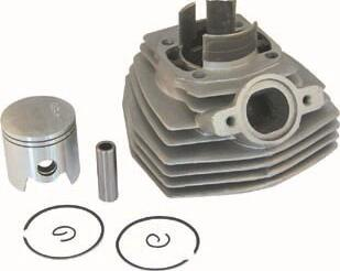 PGT46 motorcycle Nikasil plated cylinder blocks