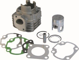 JOG50motorcycle Nikasil Coating cylinder blocks