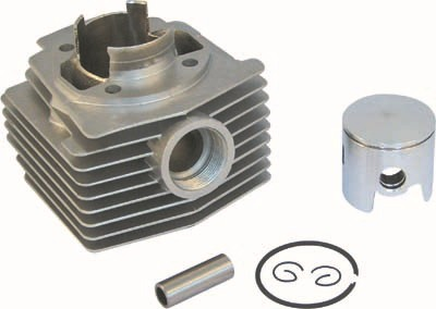 MBK 47 motorcycle Nikasil Plated cylinder blocks