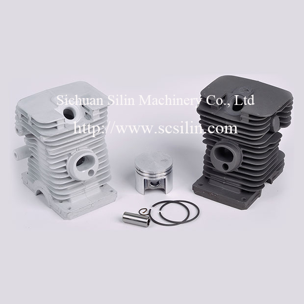 MS170  chainsaw cylinder assy