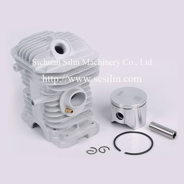 HUS146 Chain Saw Nikasil plated cylinder assy