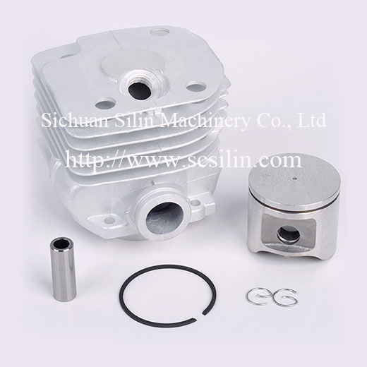 HUS372-M  Chain Saw cylinder assy
