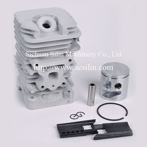P842 chainsaw cylinder assy